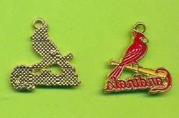 Stylish St. Louis Cardinals Dangle Charm  For Bracelet Neckl