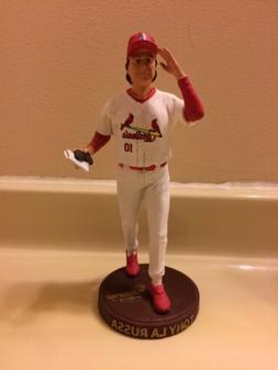 Tony Larussa Retirement St. Louis Cardinals Figurine Statue