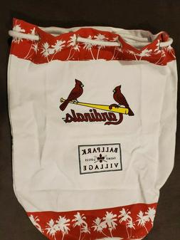Women's drawstring backpack St. Louis Cardinals MLB baseball